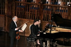 Violin & Piano Duo Recital 7470